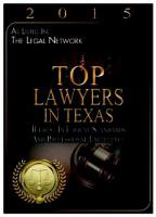 2015 Top attorneys in texas