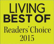 living Best of NorthEast Tarrant Co. Reader's Choice 2016