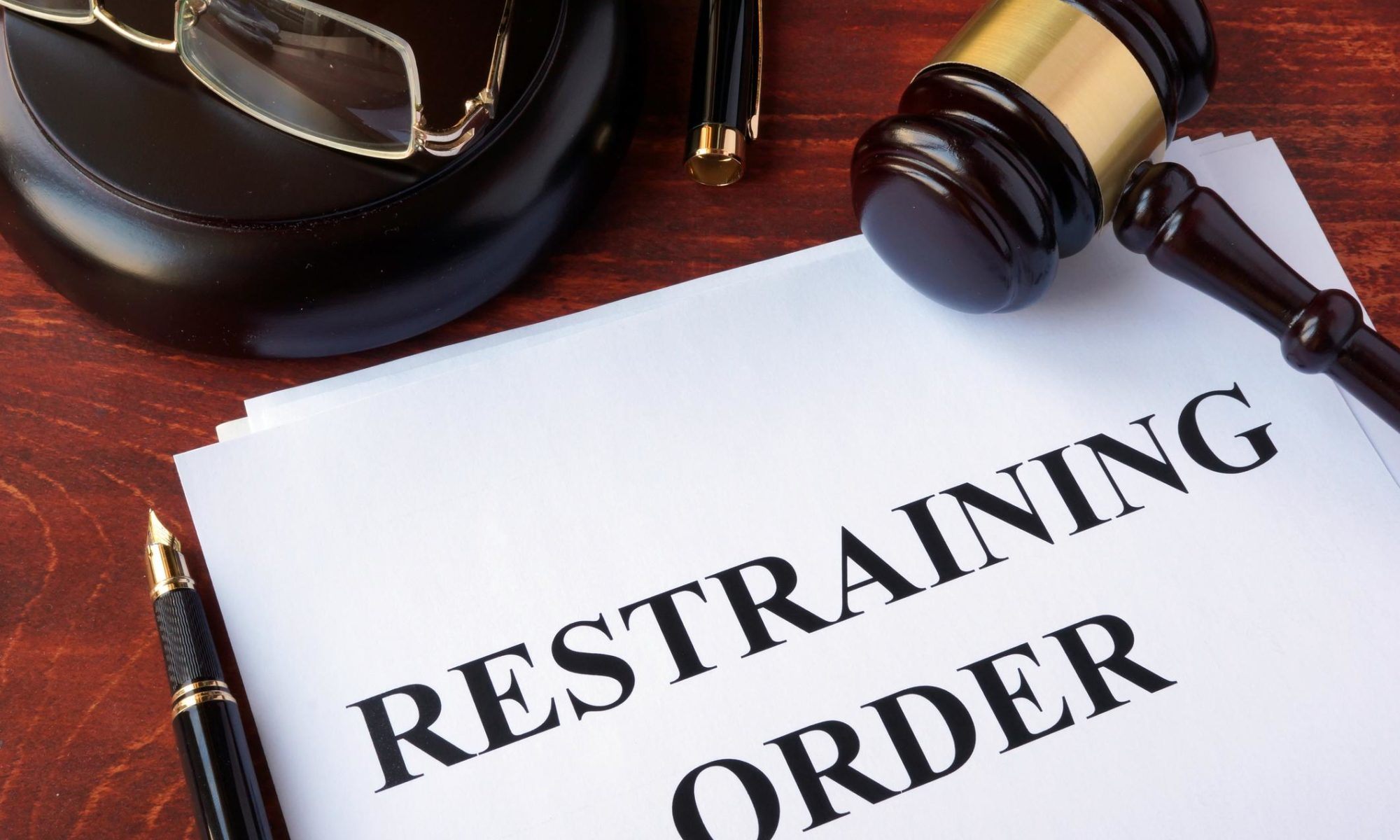 "Don't Mistake Terms: ""Restraining Order"" Is A Divorce Matter"